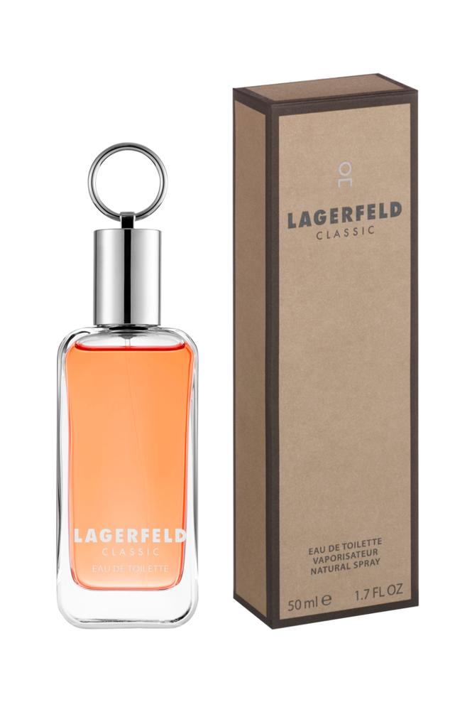 Karl Lagerfeld Classic Edt M 50 ml