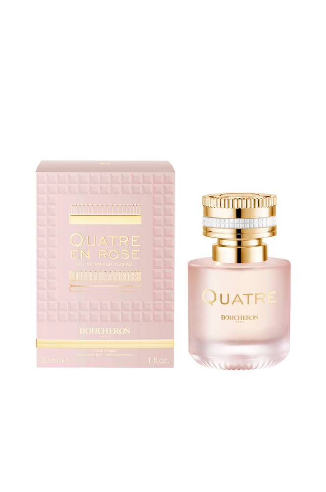 Boucheron Quatre En Rose Edp 30 ml