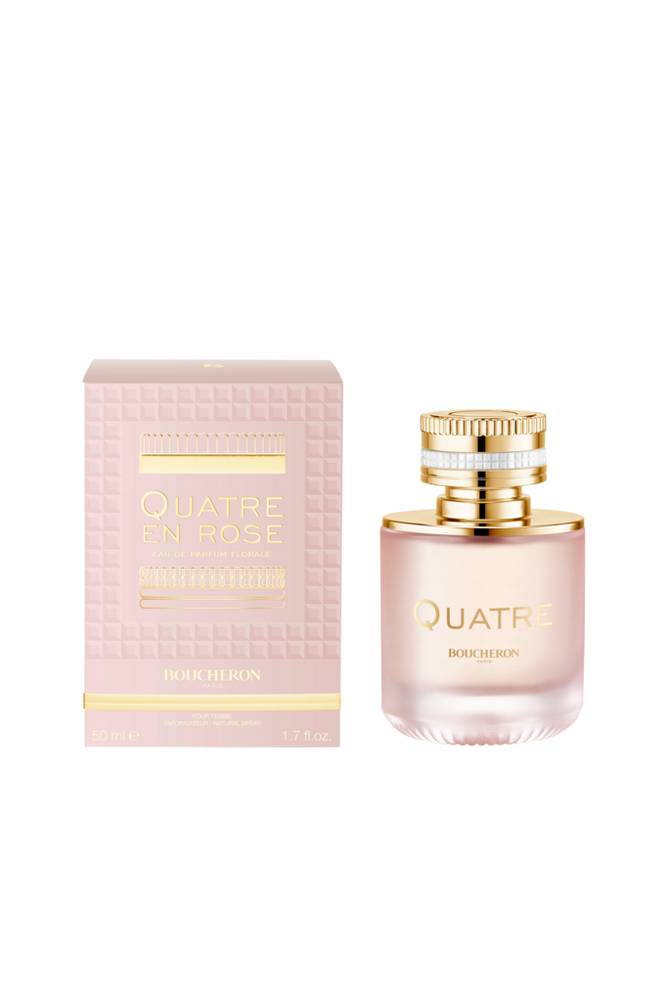 Boucheron Quatre En Rose Edp 50 ml