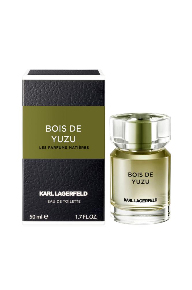 Karl Lagerfeld Bois De Yuzu M Edt 50 ml