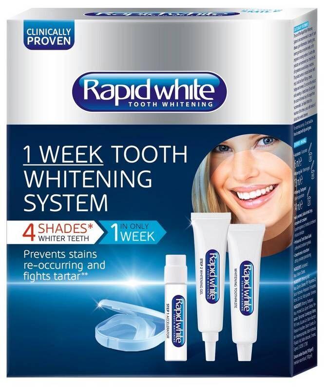 Rapid white 1 Week System
