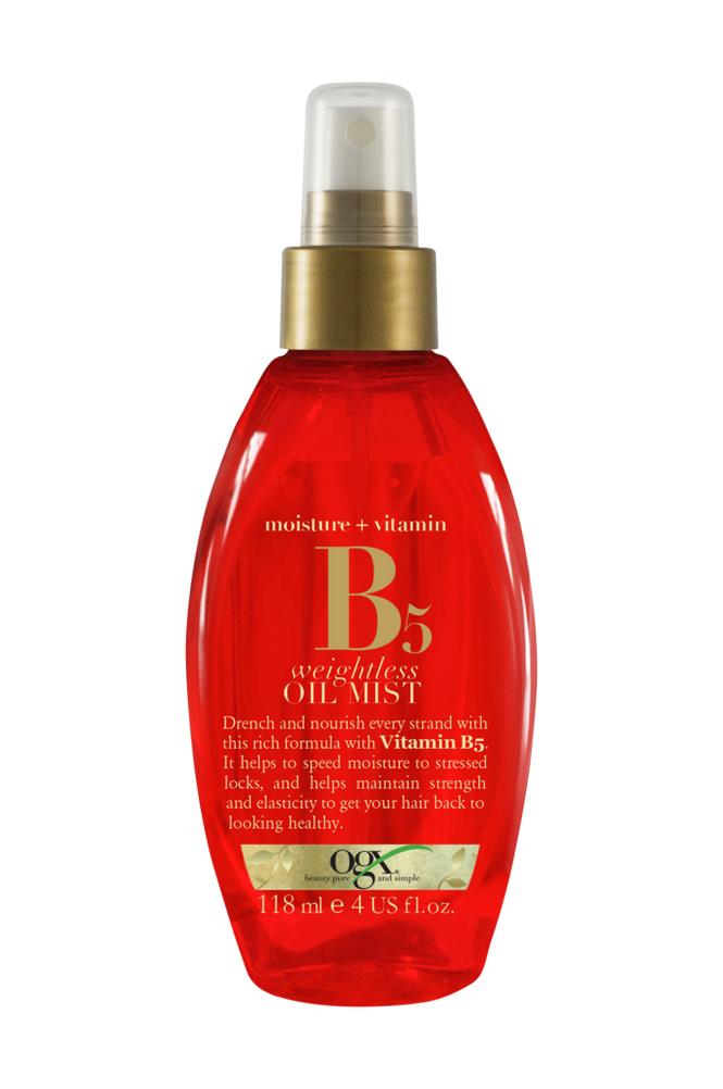 Ogx Vitamin B5 Weightless Oil Mist 118 ml