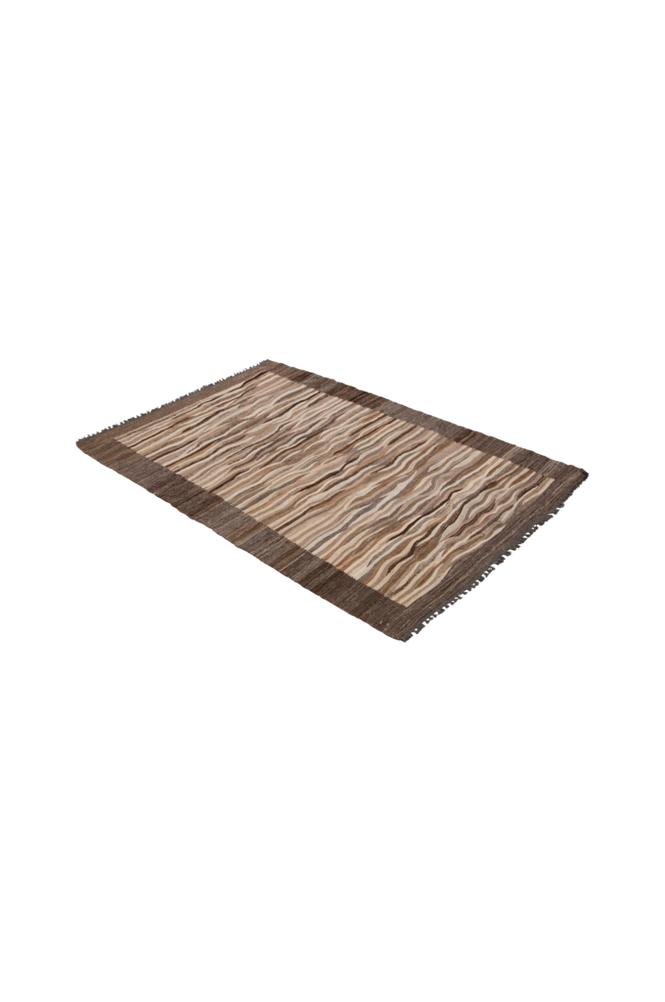 Bargi Carpet Kelim Raw 101 x 151 cm
