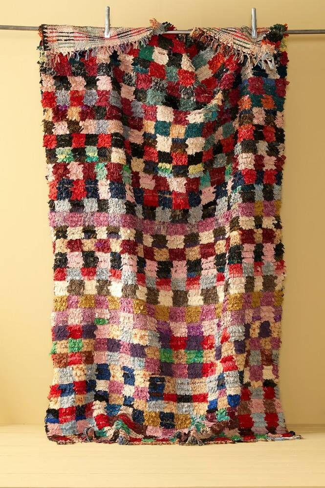 Bargi Boucherouite-matto 172x258 cm