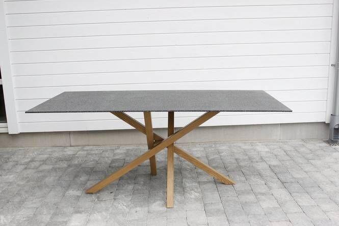 Ellos Piazza-pöytä 180x90 cm