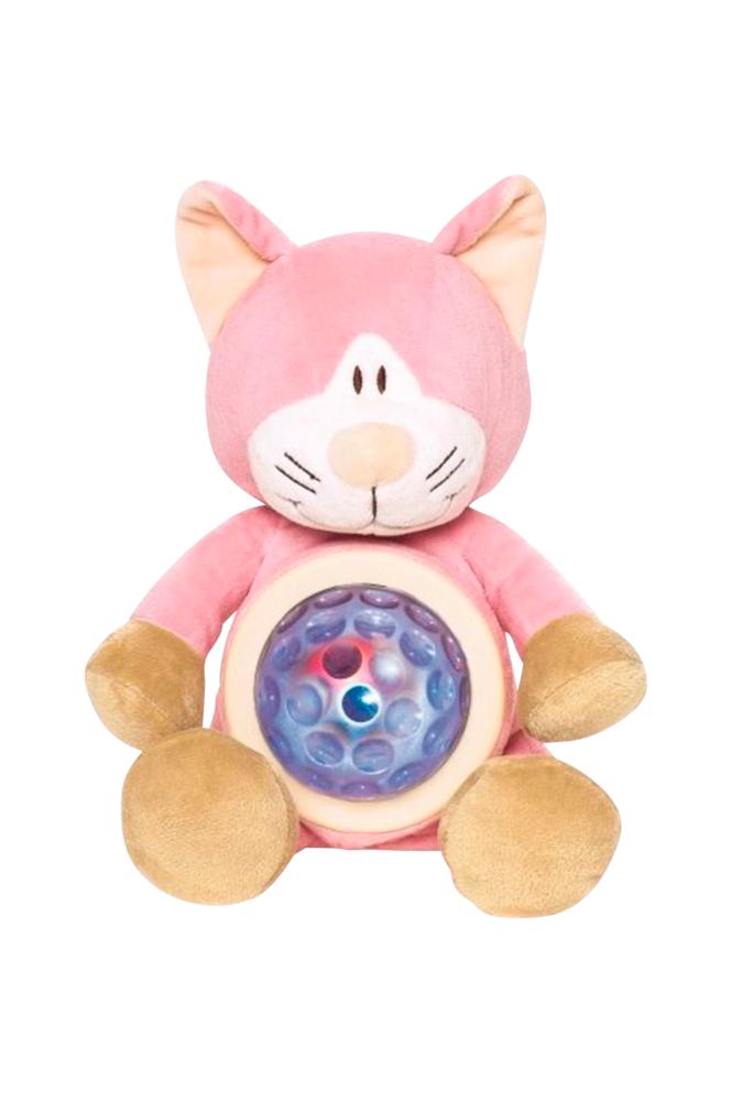 Teddykompaniet Diinglisar Kissa -yövalo 23 cm