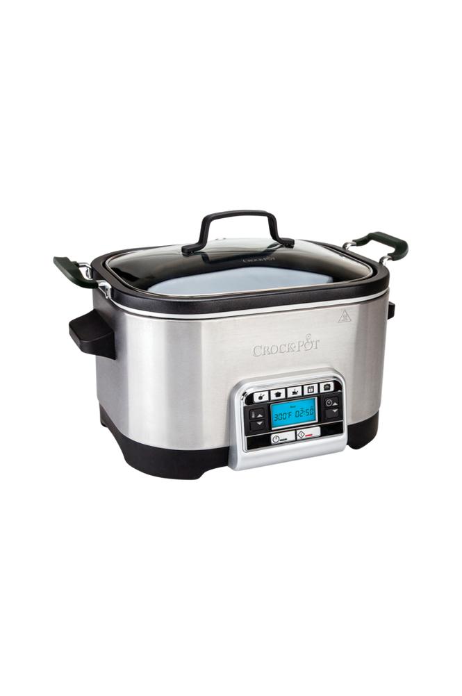 Crock-Pot Slow Cooker 5,6l Timer