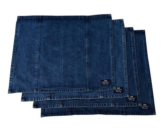 Lexington Living Jeans -pöytätabletti