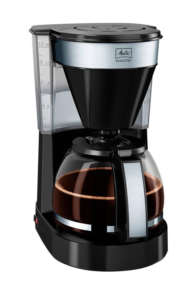 Melitta Easy Top 2.0 -kahvinkeitin musta
