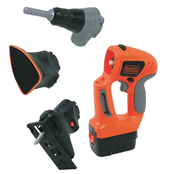 Black & Decker Multi Function Tool -työkalusarja