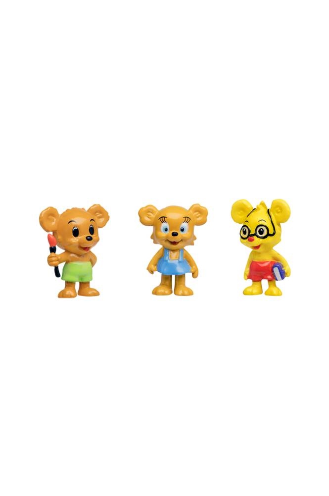 Bamse Nalle-Maija-, Lennu- & Teddy-hahmot