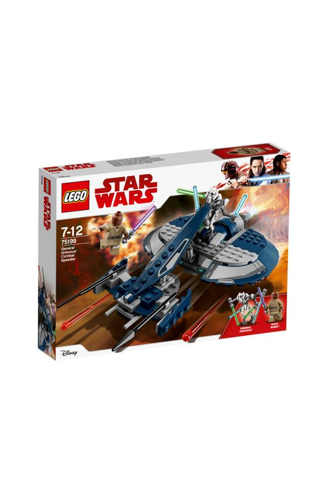 Lego General Grievous Combat Speed 75199