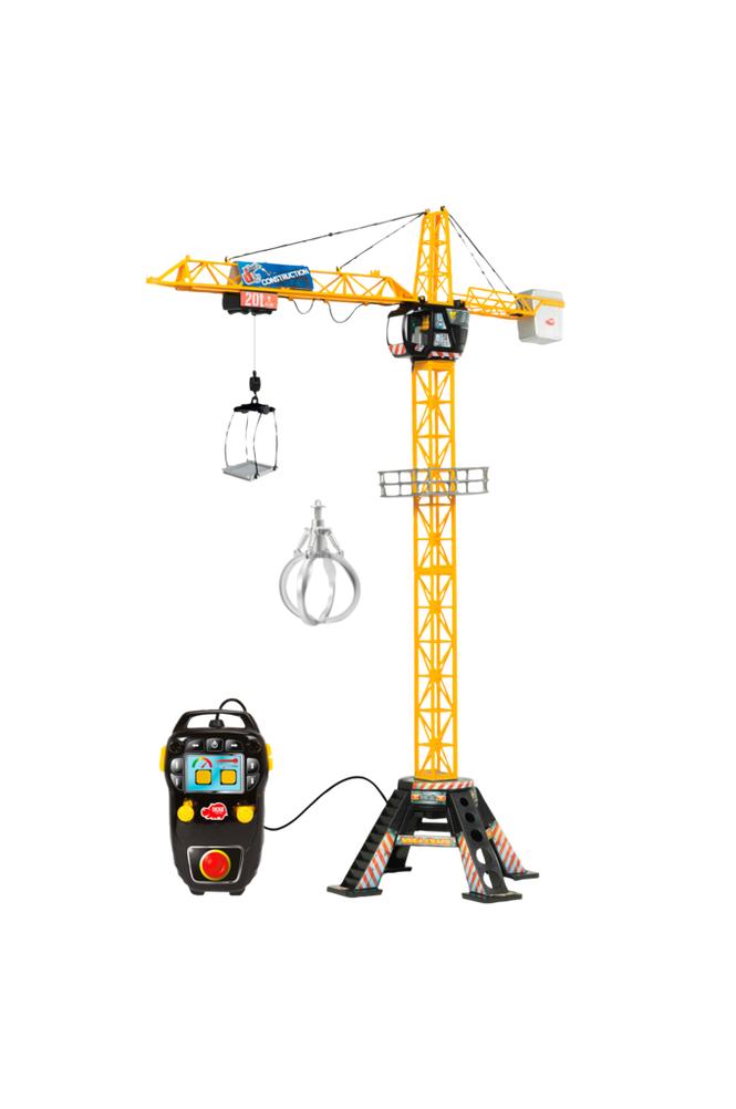 Dickie Toys Mega Crane -nostokurki 120 cm