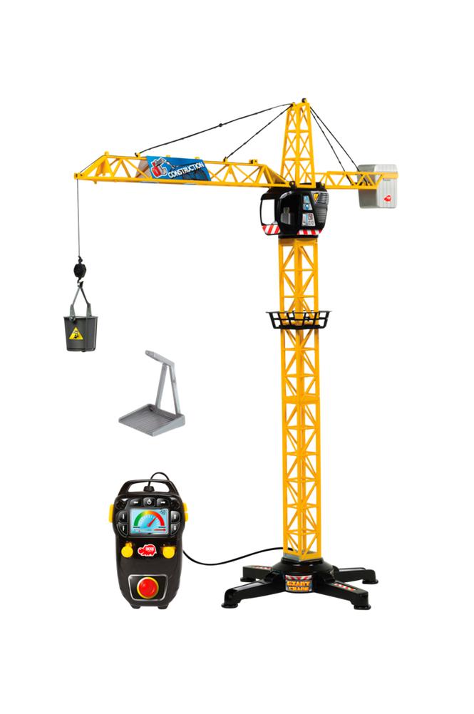 Dickie Toys Giant Crane -nostokurki 100 cm