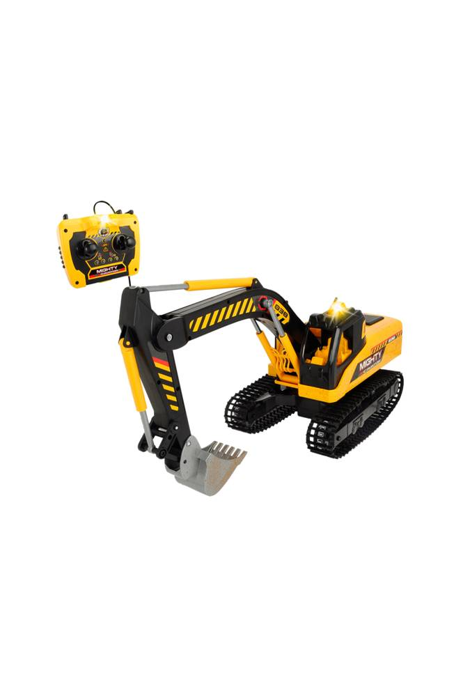 Dickie Toys Might Excavator