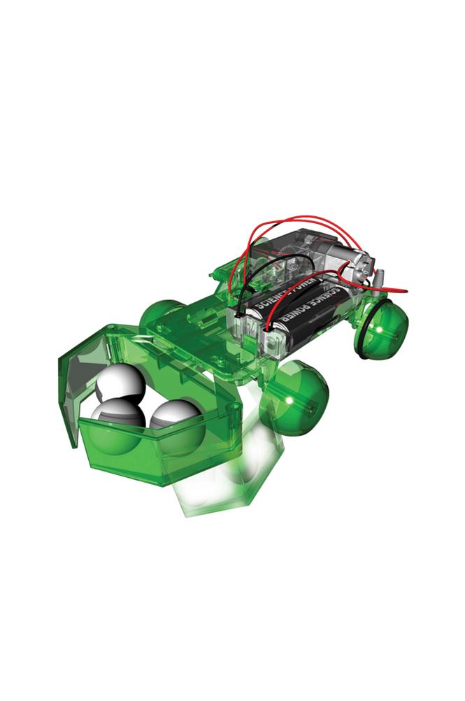 Alga Pallonkerääjärobotti