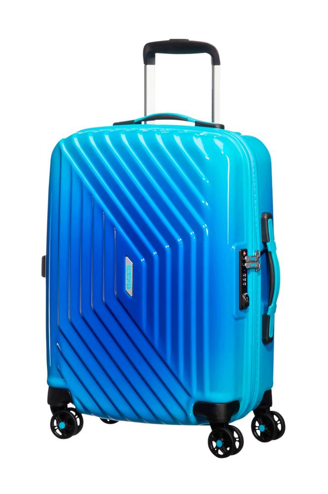 American Tourister Airforce One Sp 55-matkalaukku Sininen