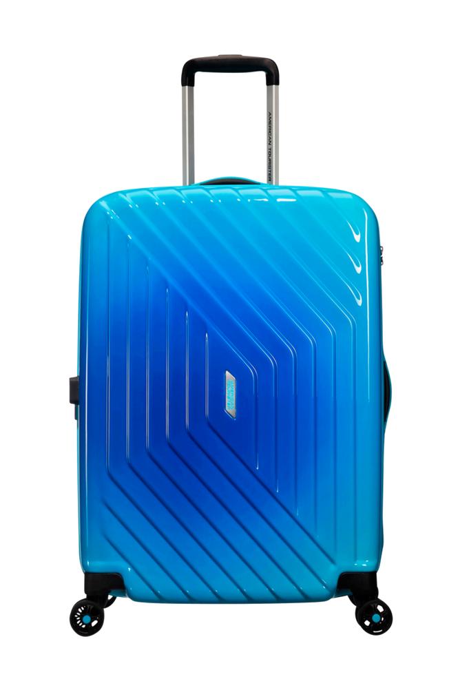 American Tourister Airforce One Sp 66-matkalaukku Sininen