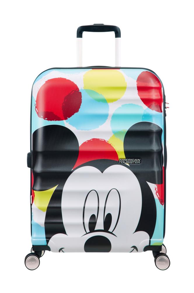 American Tourister Wavebreaker Sp 67 Disney -matkalaukku, Mikki Hiiri