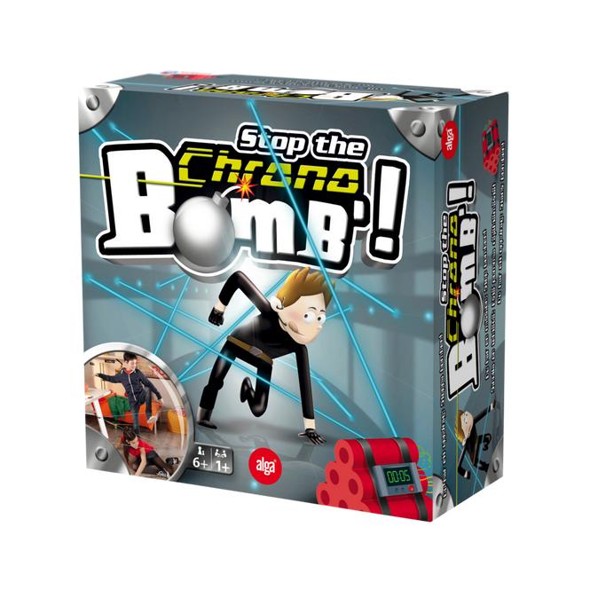 Alga Stop The Crono Bomb
