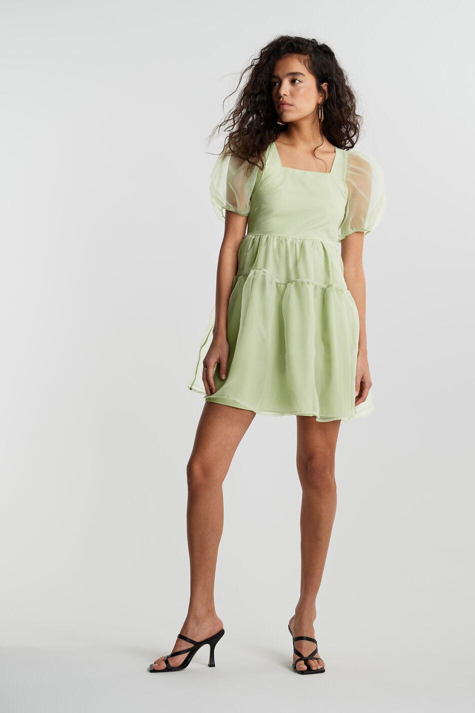 Gina Tricot Duva organza dress