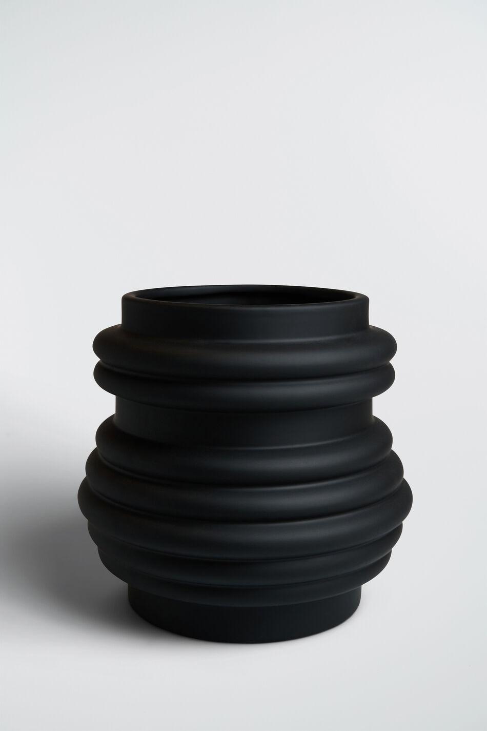 Gina Tricot ByOn Mila L Pot  - Female - Black  - Size: ONESZ