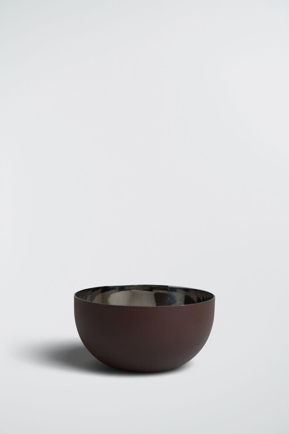 Gina Tricot ByOn Ray XS bowl  - Female - Brown - Size: ONESZ