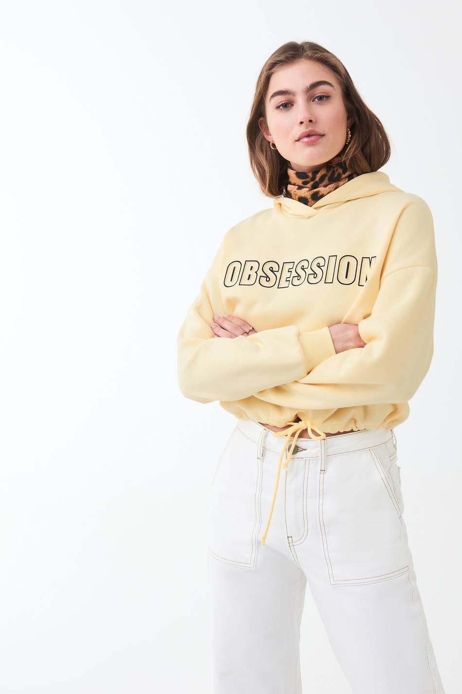 Gina Tricot Mika hooded sweater