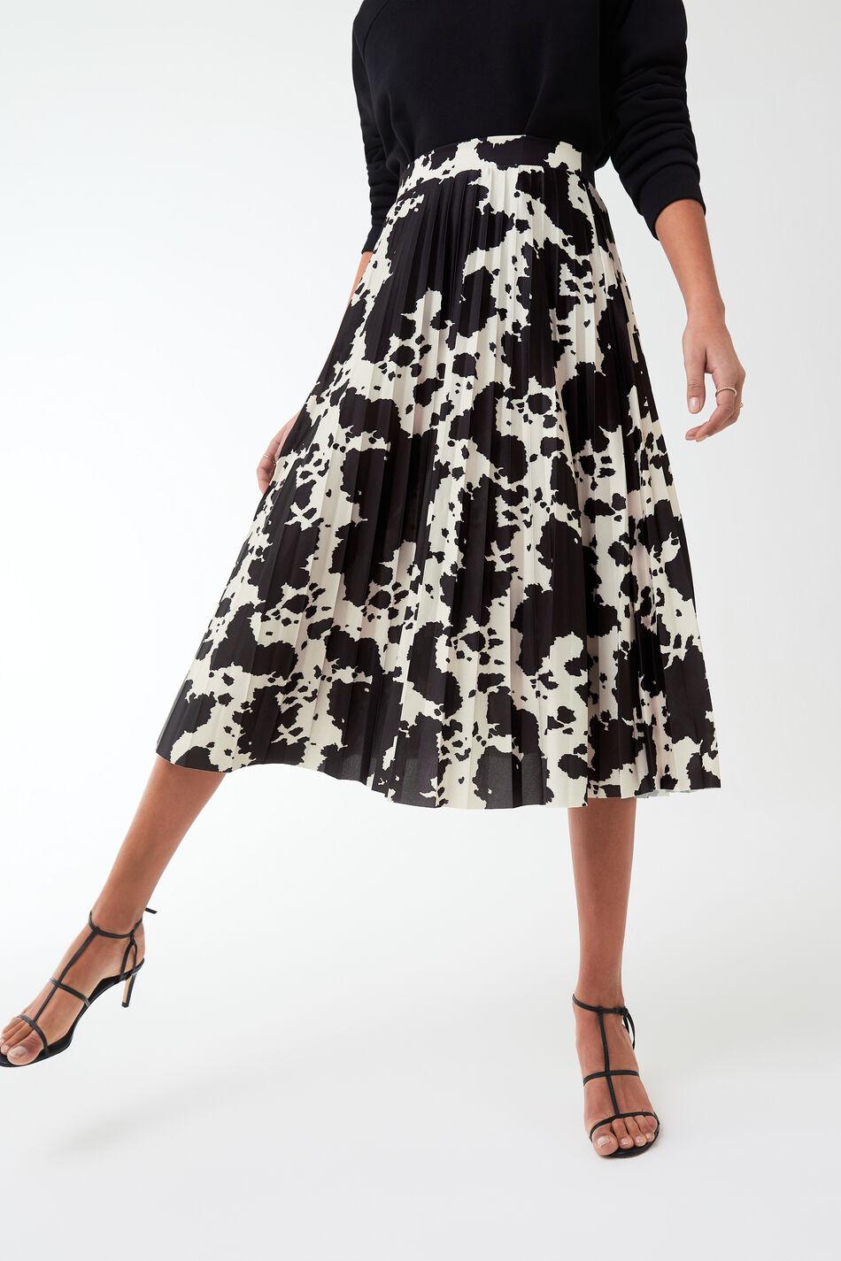 Gina Tricot Evita pleated skirt