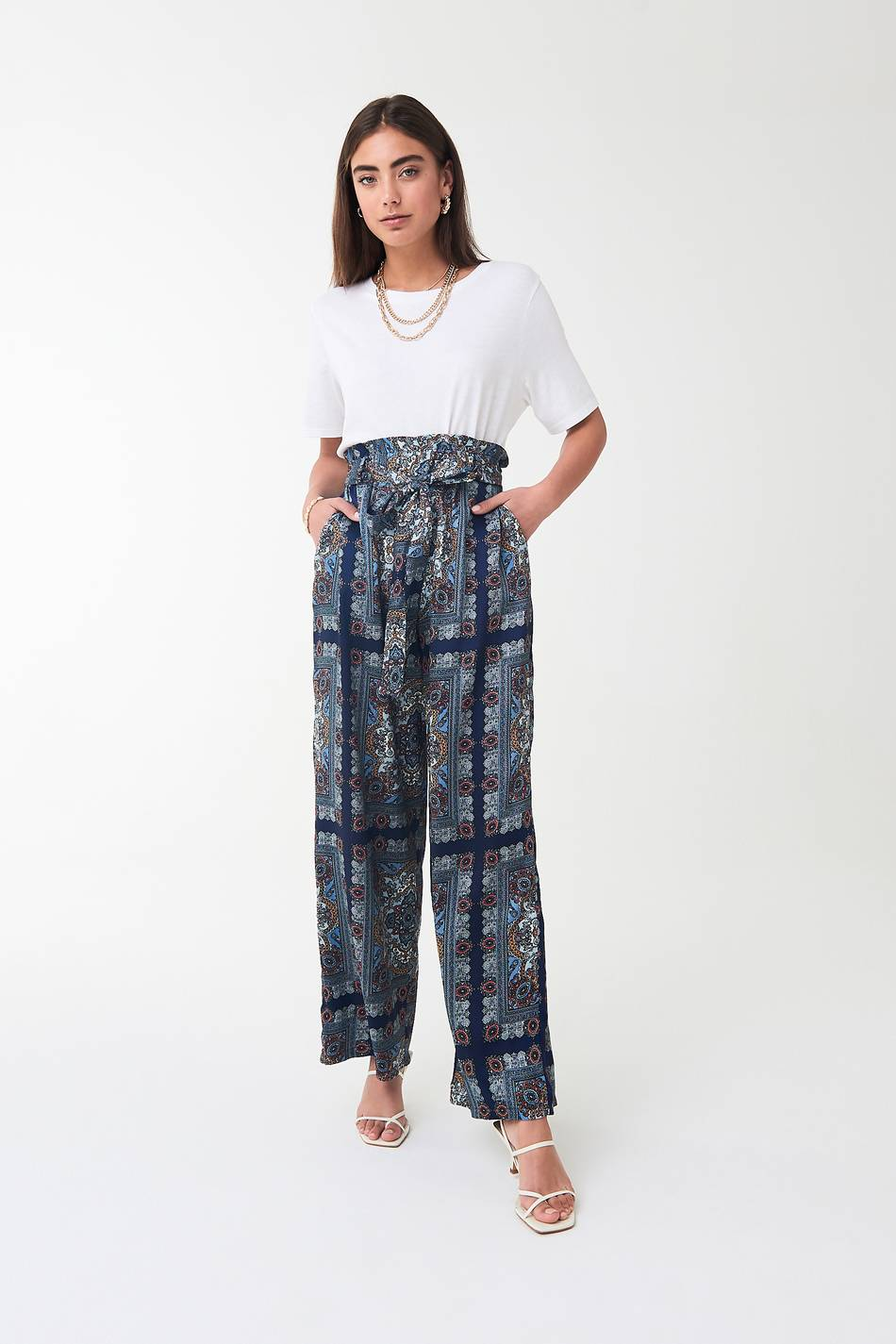 Gina Tricot Corinne trousers
