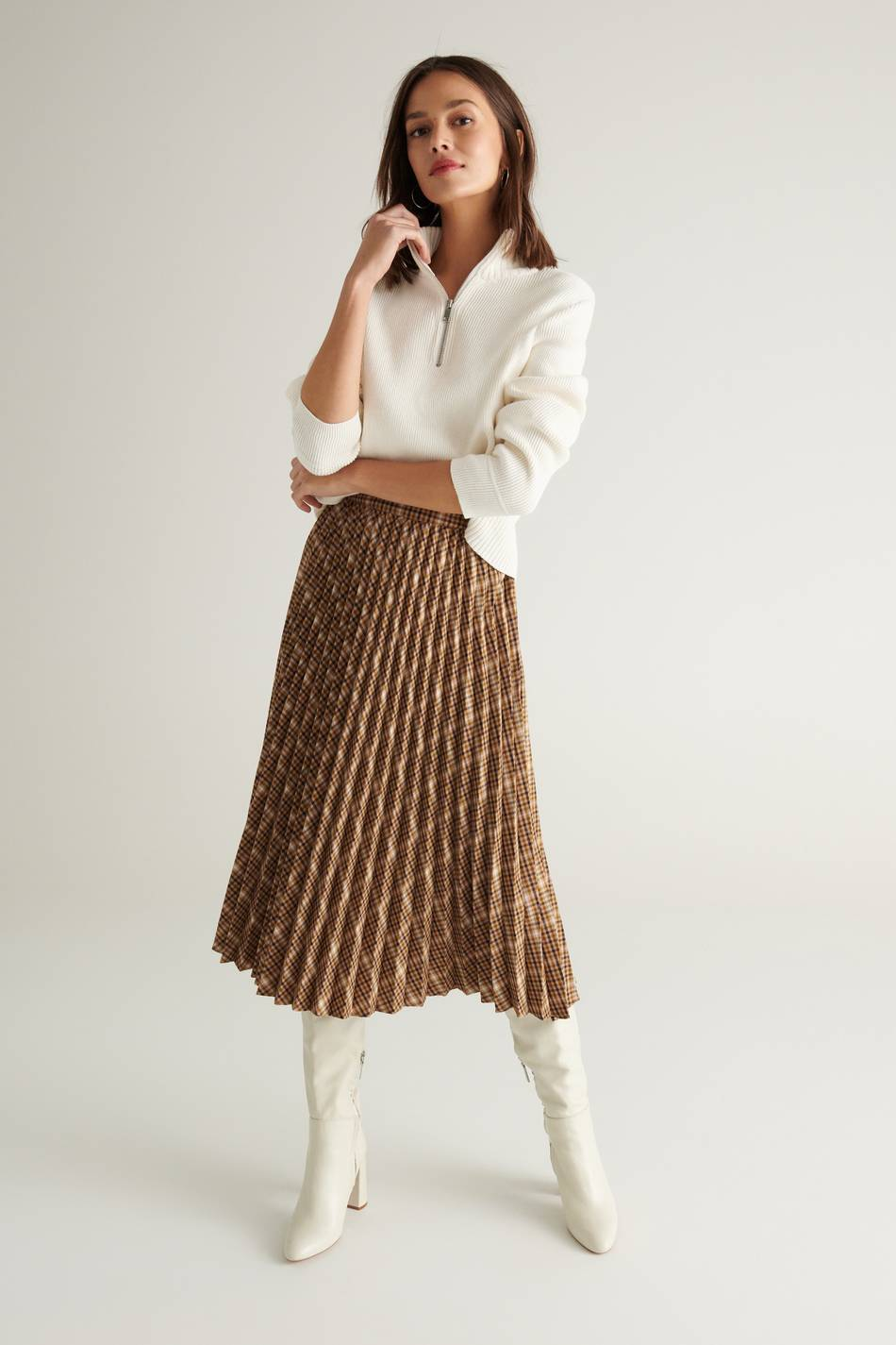 Gina Tricot Ingrid knitted sweater