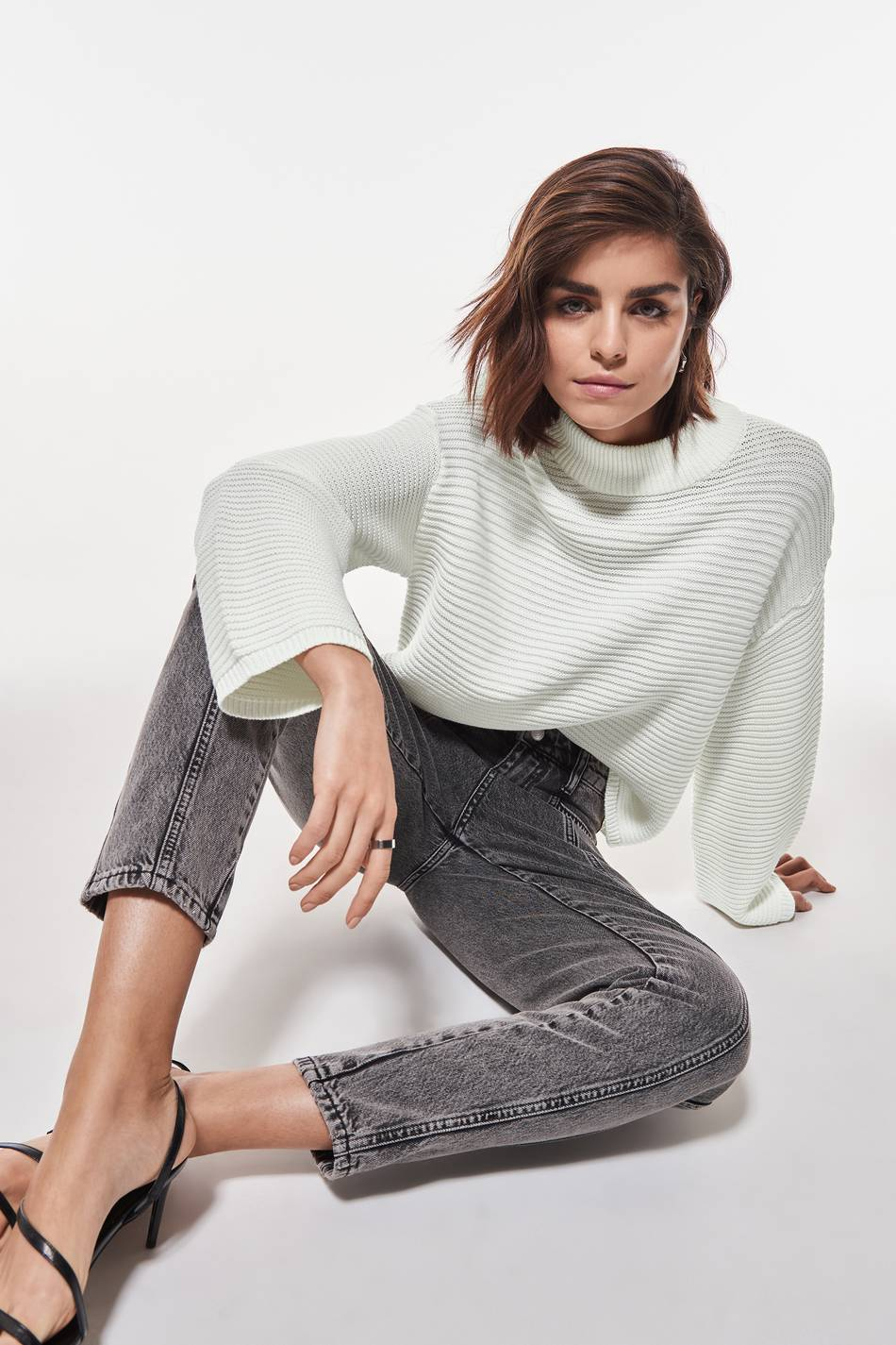 Gina Tricot Celia knitted sweater