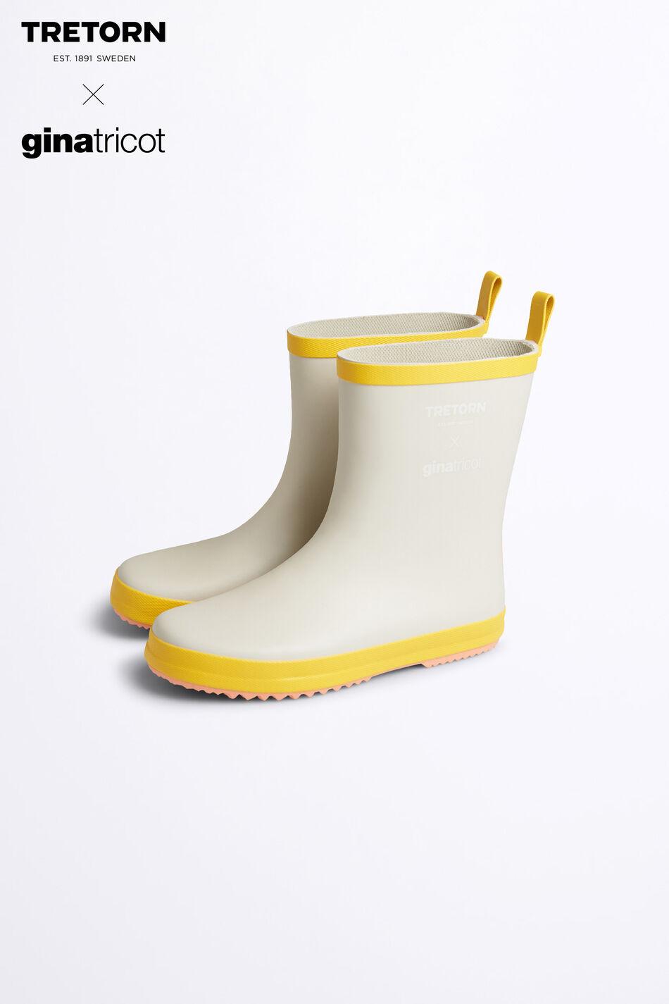 Gina Tricot Tretorn rain boots