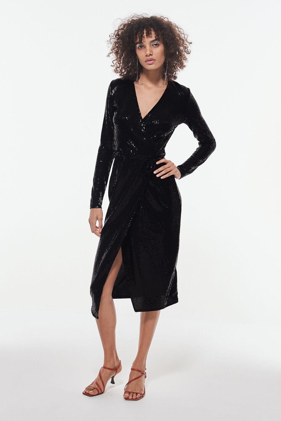 Gina Tricot Sabrina dress