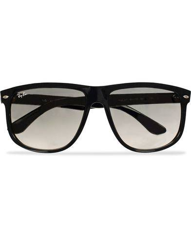 Ray Ban RB4147 Sunglasses Black/Chrystal Grey Gradient