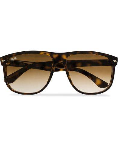 Ray Ban RB4147 Sunglasses Light Havana/Crystal Brown Gradient