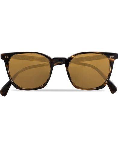 Oliver Peoples L.A Coen Sunglasses Cocobolo Havana/Champagne