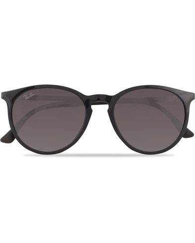 Ray Ban 0RB4274 Round Sunglasses Black