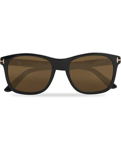 Tom Ford Eric FT0595 Sunglasses Shiny Black