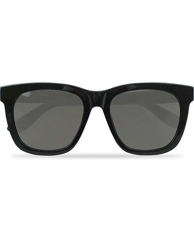 Image of Saint Laurent SL M24 Sunglasses Black