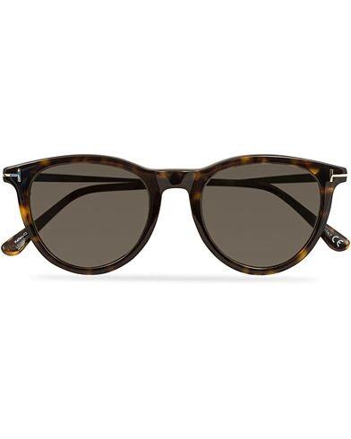 Tom Ford Kellan FT0626 Sunglasses Dark Havana/Smoke