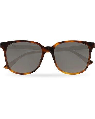 Gucci GG0376S Sunglasses Havana/Grey