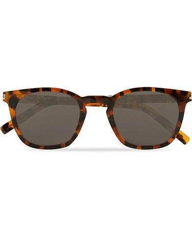 Saint Laurent SL 28 Sunglasses Havana/Grey