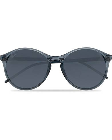 Ray Ban 0RB4371 Sunglasses Crystal Blue