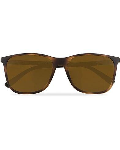 Ralph Lauren 0PH4143 Sunglasses Matte Dark Havana