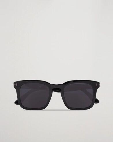 Tom Ford Dax TF0751-N Sunglasses Black