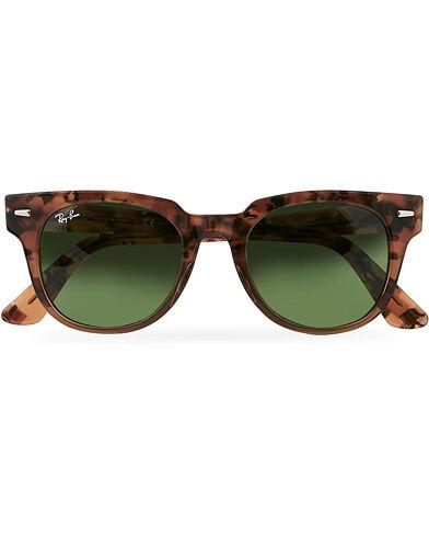 Ray Ban 0RB2168 Meteor Sunglasses Gradient Havana