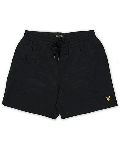 Lyle & Scott Plain Swimshorts True Black
