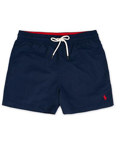 Ralph Lauren Slim Short Traveler Swimshorts Newport Navy