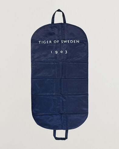 Tiger of Sweden Suit Cover Blue